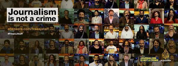 #الصحافة_ليست_جريمة #FreeAJStaff #AJTrial  @AJELive via http://t.co/OXcRK6CE93