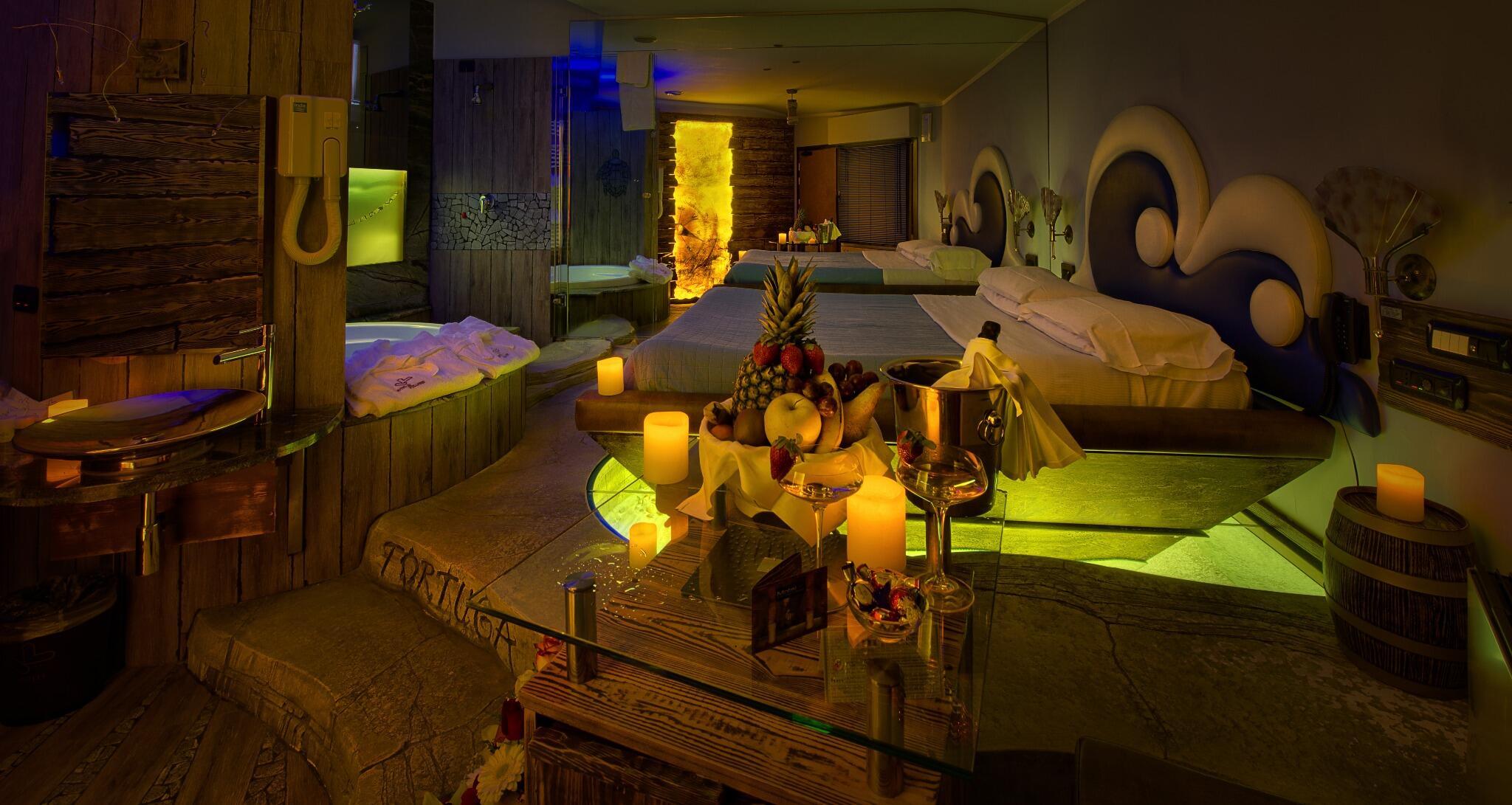 Motel k on twitter junior suite tortuga bay vasca for Arredamento esotico
