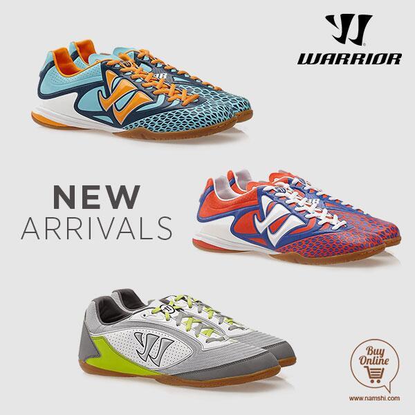 لعشاق #كرة_القدم! احذية رياضية من ماركة @Warrior الامريكية!  للتسوق : http://t.co/coYZMOFWnV #تطبيق_نمشي #usa http://t.co/W8Xl32rTax
