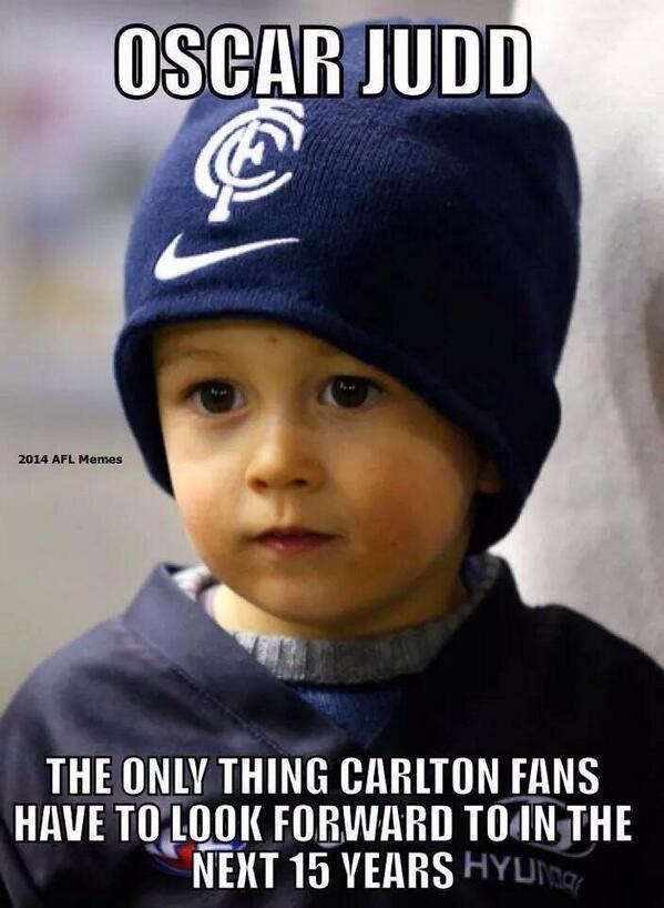 Carlton meme