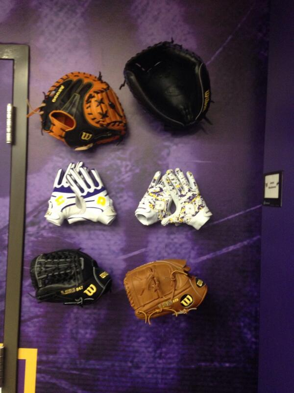 LSU Baseball Equipment On Twitter Construction And Assembly Are Complete In The New Improved Room Road To Omaha Starts Style