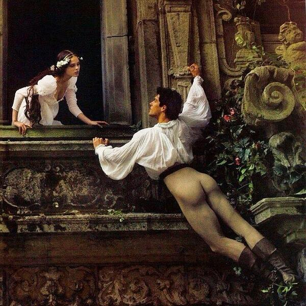 Pictures Of The Balcony Scene From The Tragedy Of Romeo And Juliet 90