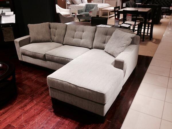 """Megan Leigh♡ on Twitter: """"Picked out my little couch! Macy's Furniture Gallery! #megshomediary http://t.co/gpcEq3j29D"""""""