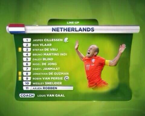 jajaja Robben #crc # Ned #CRCvsNED http://t.co/vfEFfstGHI