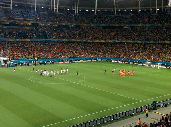 Amazing match of the world cup , Congrats, #Netherlands ! #WorldCup2014  #NEDvsCRC http://t.co/Jy1aRl8CuS