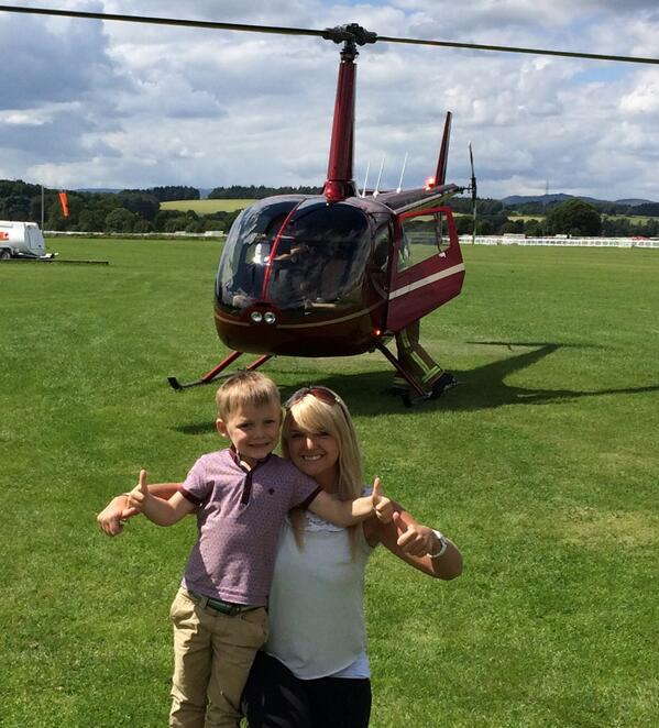 @ScotGameFair #sgf2014 great day out!  #miniquad #helicopter #familyfun #sconepalace http://t.co/ICL1dfzL4D