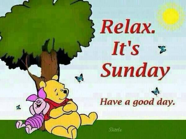 Image result for good sunday relax