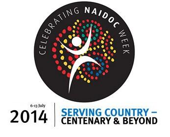 Celebrating #NAIDOCWeek in Sydney: 'serving country - centenary & beyond' is the theme #aussieED http://t.co/SxxQIo7VyC