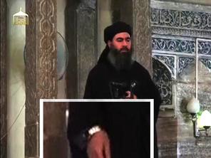 "Baghdadi ordonne aux musulmans de lui ""obéir"" Br2voY0CEAAbR4P"