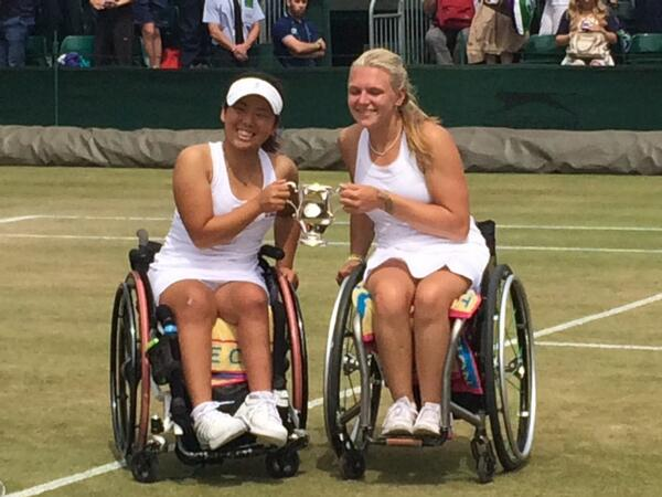 "British Wimbledon champion! ""@jordannejoyce92: WE'VE ONLY GONE AND WON WIMBLEDON!!! #wimbledonchampions http://t.co/8FN3YOuIdH"""