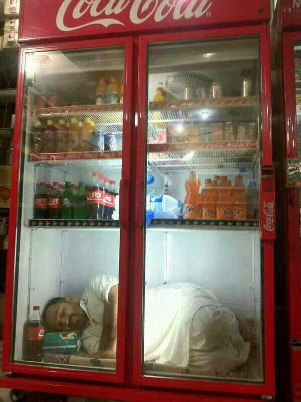 "Many found #CocaCola's ""Call Booth Ad"" for #MiddleEast #migrant workers  offensive. This here is not an ad. http://t.co/UpkIKH2rwz"