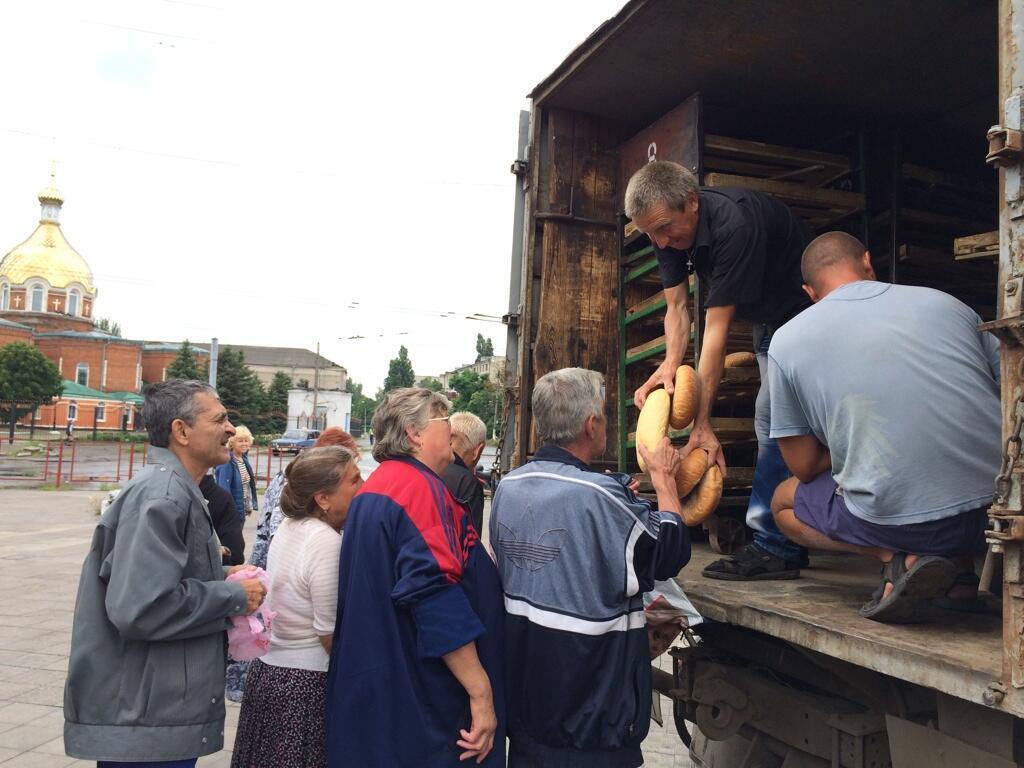 Правопорядок в Славянске будут охранять усиленные наряды милиции, - Аваков - Цензор.НЕТ 5000