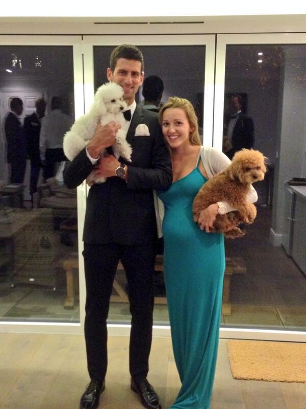 My precious little family :) #WimbledonChampion #Love http://t.co/GS2bPubrdL
