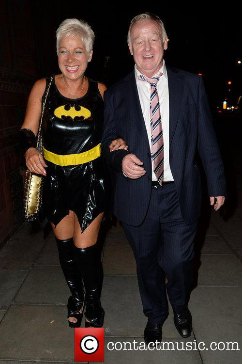 @RealDeniseWelch and @LesDennis at @simongregson123's charity ball last night x http://t.co/xnKOKFbhow