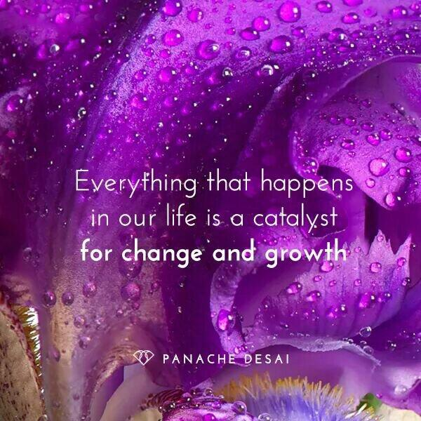 Everything that happens in our #Life is a catalyst for #Change &amp; #Growth.   #JoYTrain #SuccessTRAIN #Joy #Success #MondayMotivation #makeyourownlane  <br>http://pic.twitter.com/PVSb5MymFz RT @timelesssoul1