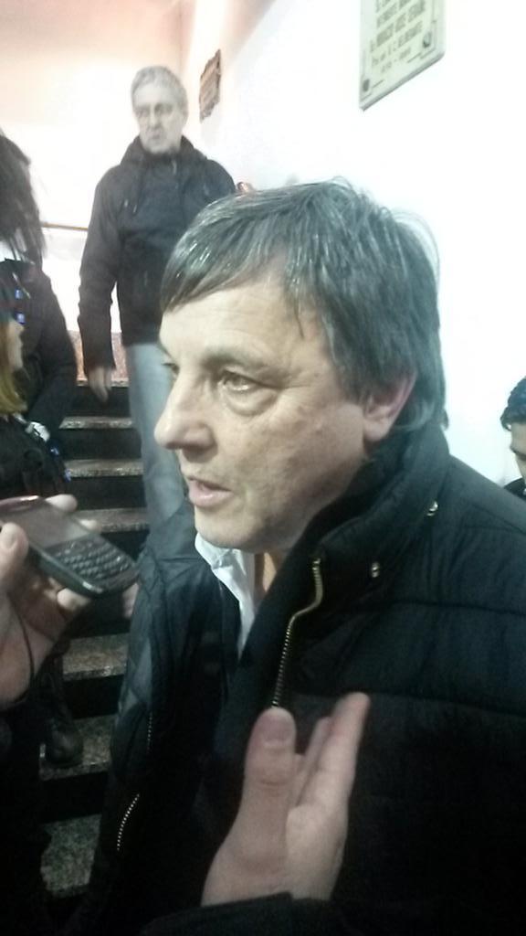 "Maldonado: ""Rigoni está decidido a irse"""