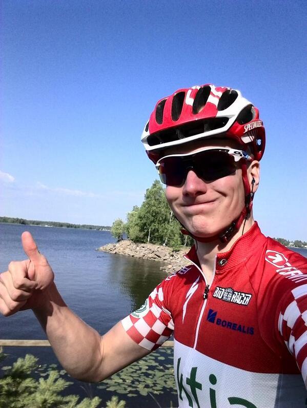 Thumbnail Credit (cyclingpub.com): Joni Kanerva (@kanervajoni)   Twitter