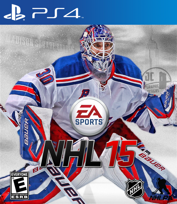 Jc Graphic Designs On Twitter The King Henrik Lundqvist Nhl 15