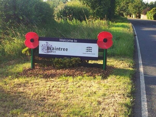 Morning, Its tour de France day! We will be tweeting throughout. Braintree is ready  #tourdeessex #tdf @LeTourEssex http://t.co/Vdwm9iIooP