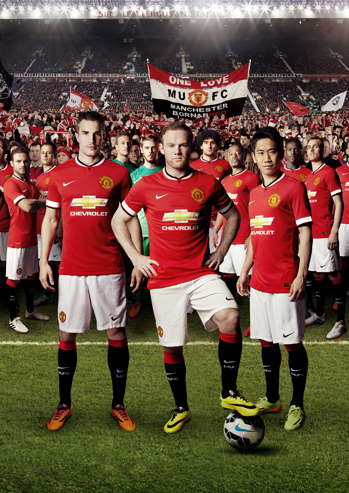 Twitter / ManUtd: New era, new shirt. This is ...