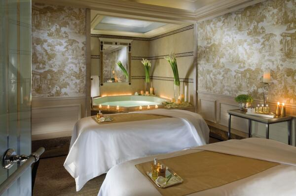 Our Spa was voted best hotel spa in Europe by the magazine @TravlandLeisure  #proud #spa #hotel #paris http://t.co/mhZWcUK41R