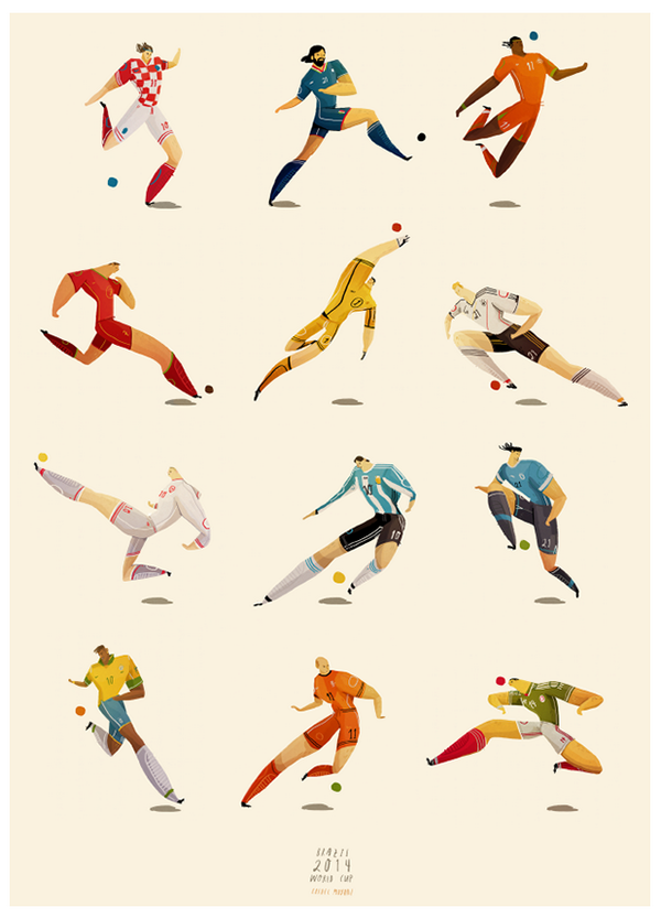 You can purchase this beautiful and limited #WorldCup poster http://t.co/KiYVGQInLR http://t.co/nFrkZKUOjA