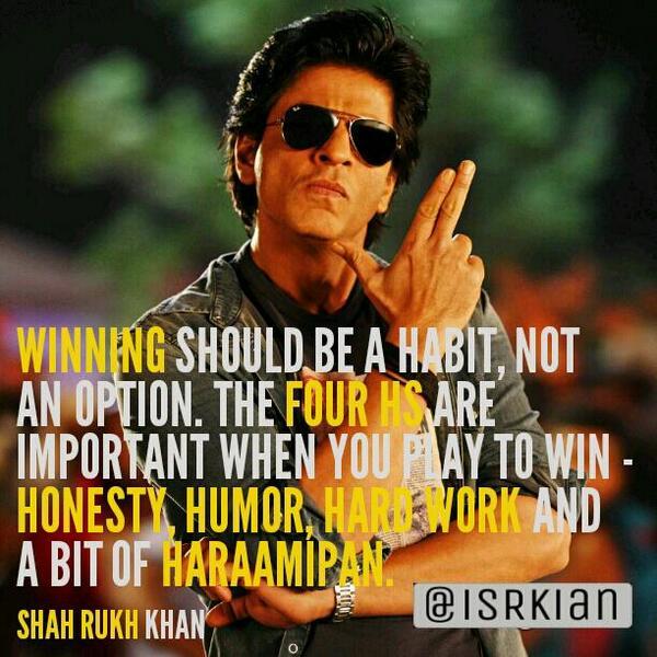 Srk Quotes 2