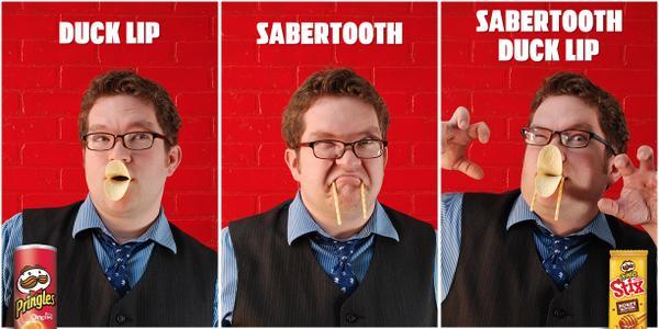 The evolution of the ultimate crunch. #YouDon'tJustEatEm #PringlesStix http://t.co/sWeXVaXgPO