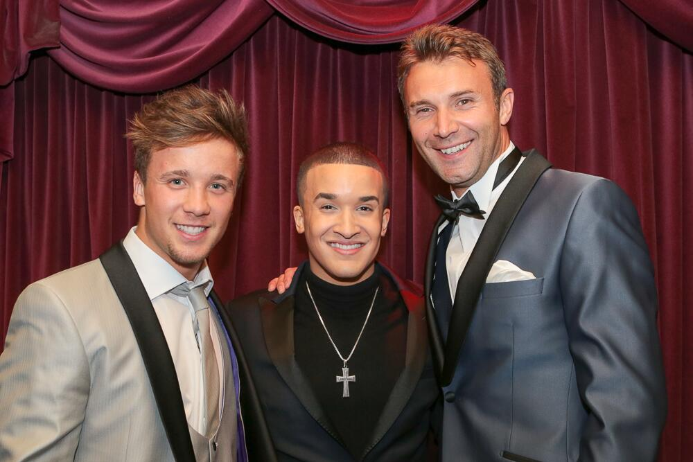 RT @KeziSilverstone: @samcallahan94 @Jonny_Wilkes (wearing suits by @SBSSuiting) and @JahmeneDouglas looking gorgeous at @LondonRocksKST. h…