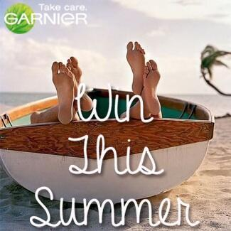 Freshen up your look! Retweet for a chance to WIN Garnier L'Oreal products for the summer! #WINGarnier http://t.co/ifFC8QOX2K