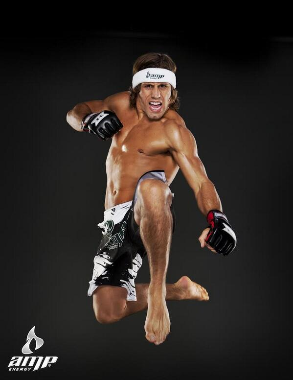 With skill like that, you don't need luck. Congrats to @UrijahFaber on Saturday's victory in Las Vegas! http://t.co/OGVa4rBE8M