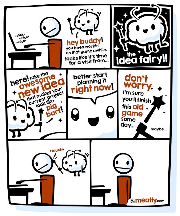 Idea Fairy