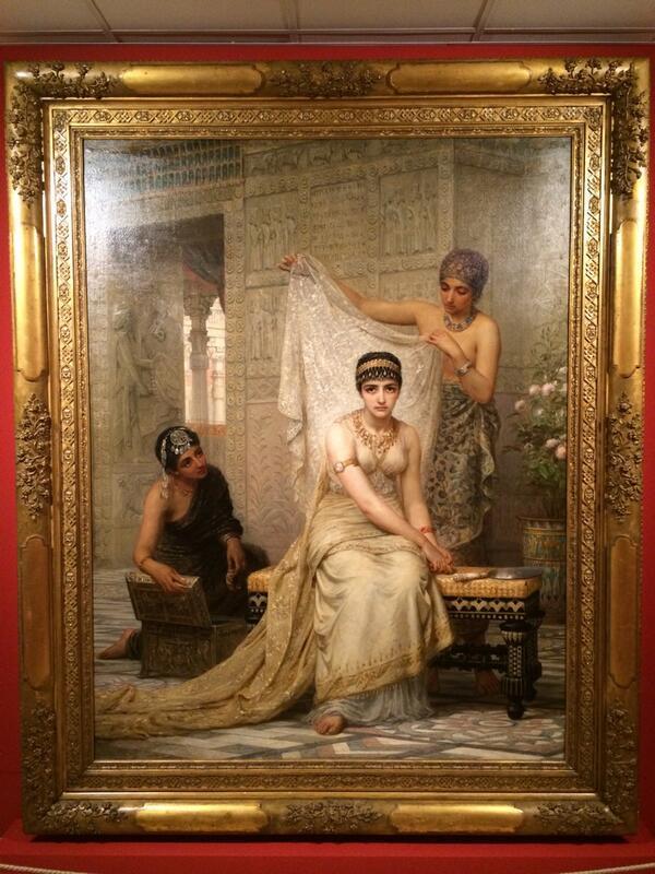 Thumbnail for Alma-Tadema y la pintura victoriana para bloggers
