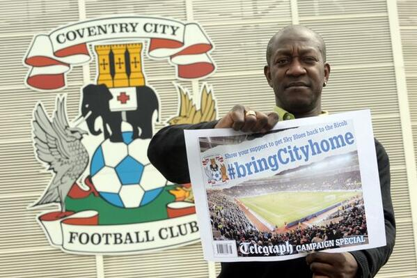 Join our #bringCityhome campaign - we need YOUR help to bring #SkyBlues back to #Coventry http://t.co/X19Nutory6 http://t.co/XuIUfePXO5