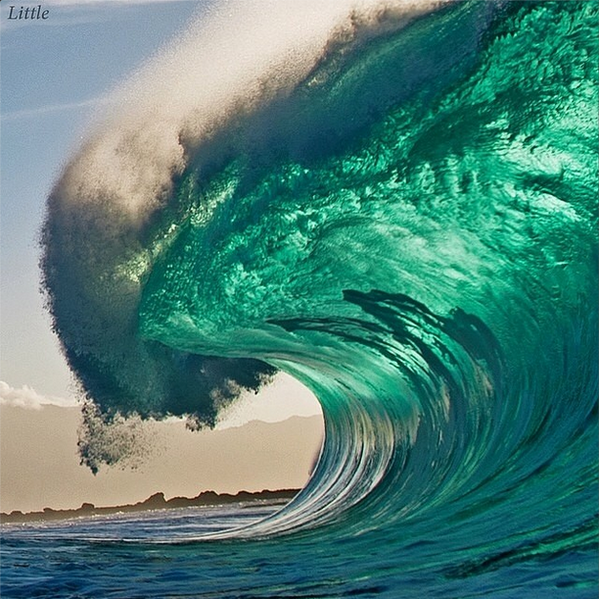 Ocean Waves Tumblr Photography That's Eart...