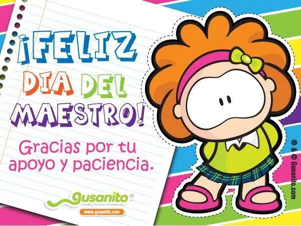 Aura Lopez On Twitter Feliz Día Del Maestro Httptco