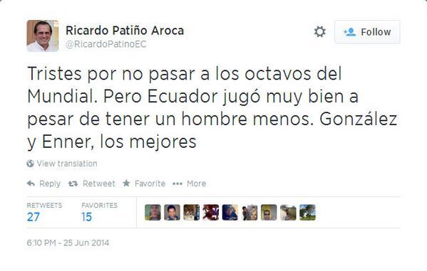 Quien carajo es Gonzalez ? Cuándo Jugo?  http://t.co/96Scu6WJjH