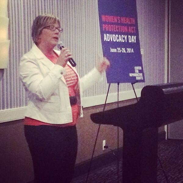 Feel bad that today of all days, we of DC stole @AmyHM away from Texas. She reminds us what's at stake. #actforwomen http://t.co/IoeXCMszYK