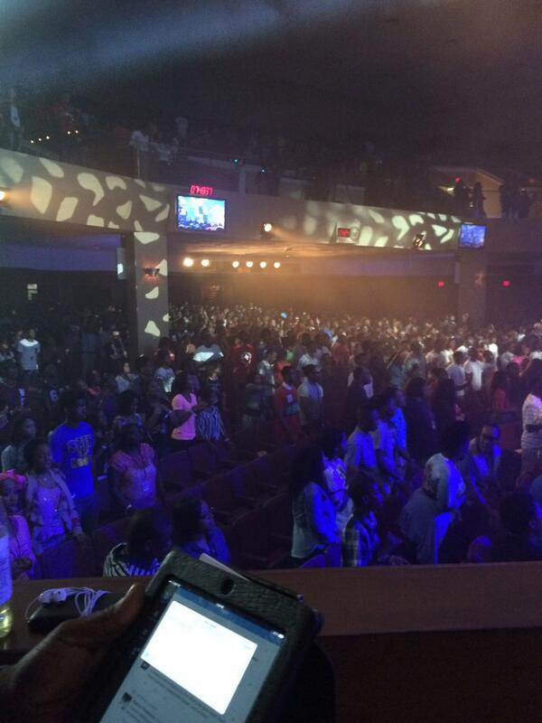 It's in full effect @SpiritualEncntr Watch now It's the Rebel Society #SEREBEL2014 http://t.co/GmCaIgN8fG