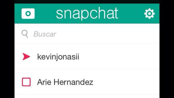 @kevinjonas PLEASE ADD ME ON SNAPCHAT ❤️