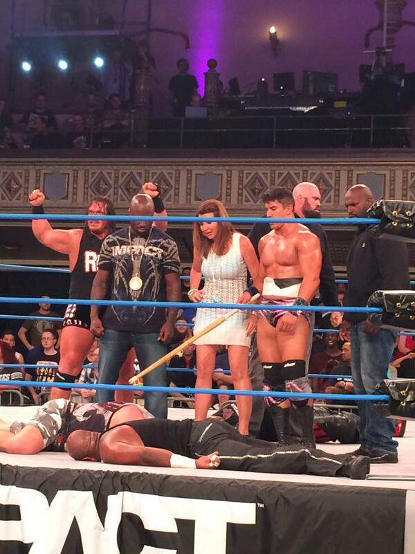 NYC Impact Tapings  Spoilers (Night 3 added) BrBh8-5CQAAlrXt