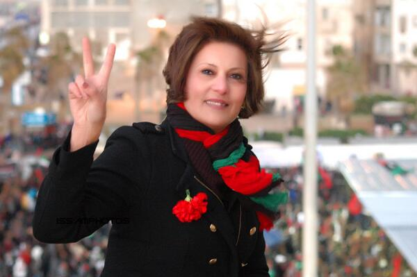 Salwa Bugaighis: a true patriot, an inspiration & force of hope for #Benghazi & #Libya. At a loss for words #RIP http://t.co/MMbLgucLwS