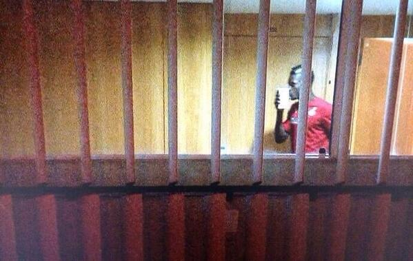 THE SCOURGE OF MODERN FOOTBALL! Ghanas John Boye snapped kissing his share of $3 million
