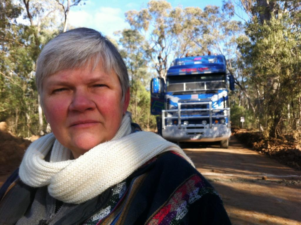 Twitter / GreenpeaceAustP: Thea Ormerod, grandmother & ...
