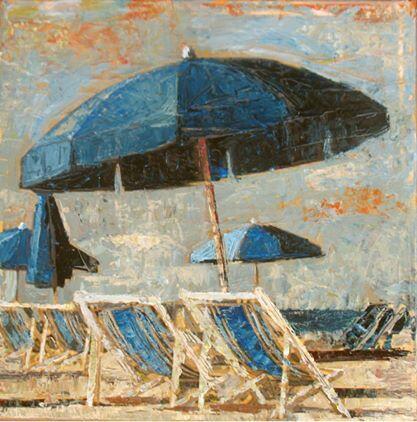 "Claudio Rolfi on Twitter: ""#Arte #art #painting #galleryart #dipinti  #quadri #quadri #oliosutela #langhe #mongolfiera #ombrellone #spiaggia  http://t.co/Gf2G7XWaup"""