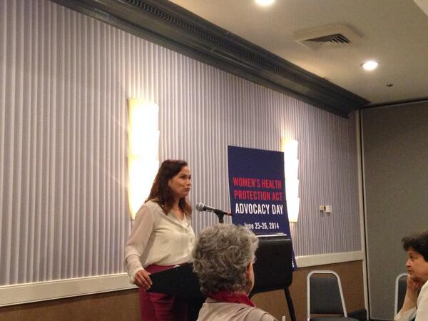 Our job is to surface the silent majority and bring those voices to lawmakers @ilyseh #ActforWomen http://t.co/Mizn9JLyRJ