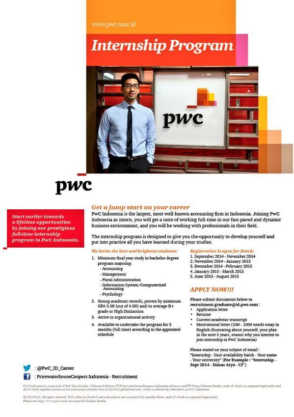 PwC Indonesia Career on Twitter: