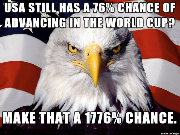 #USA #USA #USA #USMNT #BeatGermany http://t.co/u2DPyi8F5F