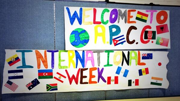 #APCCinternationalWeek @CMSmags @AlbanyParkPerks @AlbanyParkPost @aptpchicago #OnlyInAlbanyPark http://t.co/taAgbbH7RI