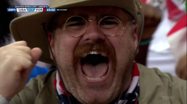 It's game time! Let's go #USMNT! #USAvsGermany #IBelieveThatWeWillWin http://t.co/h3sBpgCb23